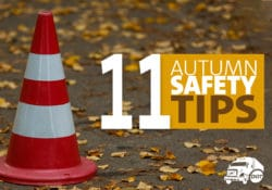 11 Autumn Safety Tips for Truck Drivers Image
