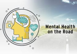 Truck Drivers and Mental Health Image
