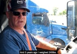 A Trucker's Weight Loss Journey, Part 2 Image