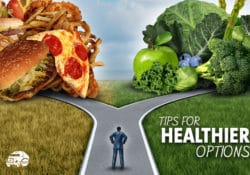 Eating Healthy on the Road—Is it Possible? Image