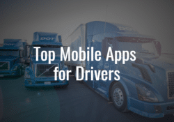 Top Mobile Apps for Truck Drivers Image