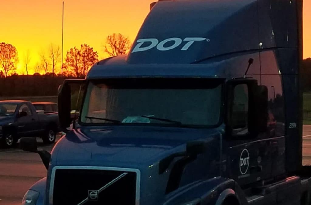 2018 Fall Truck Photo Contest Winner Announced!