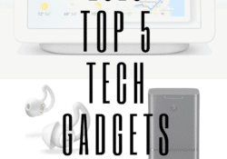 Top Five Tech Gadgets of 2018 Image