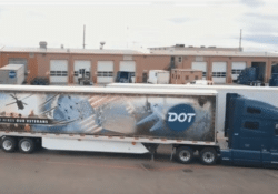 Dot Transportation Honors Veterans Image