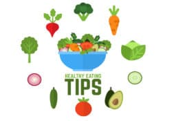 Healthy Eating Tips for Truck Drivers Image