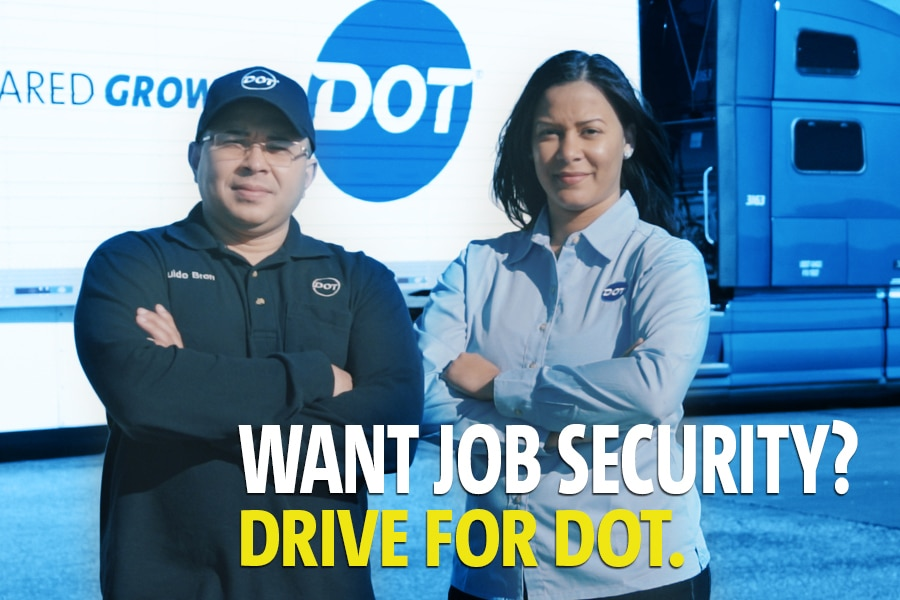 Stable, Reputable, Growing—Why You Should Drive for Dot