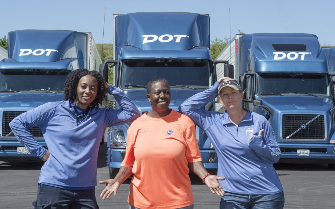 Women in Trucking: International Women's Day