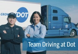 Is Team Truck Driving at Dot Right For Me? Image
