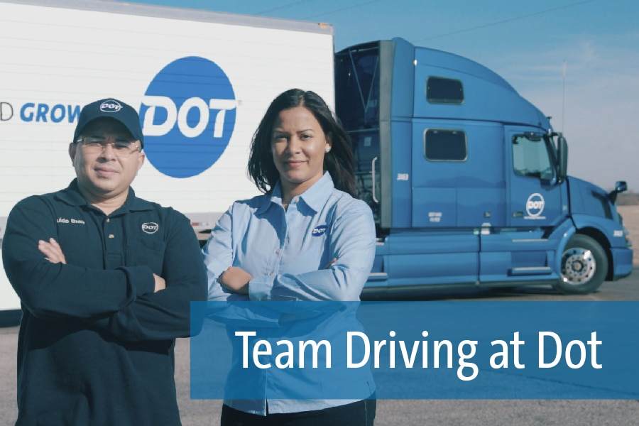 Is Team Truck Driving at Dot Right For Me?