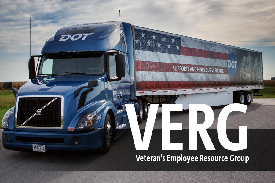 Honoring our Veterans: Dot's Employee Resource Group