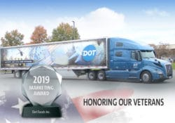 Dot's Branding Team Wins Award for Honoring Our Veterans Image