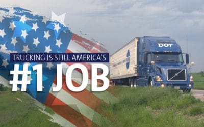Trucking is Still the Top Job in the U.S. – Here's Why