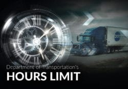 What the Department of Transportation's Hours Limit Means for Truck Drivers Image