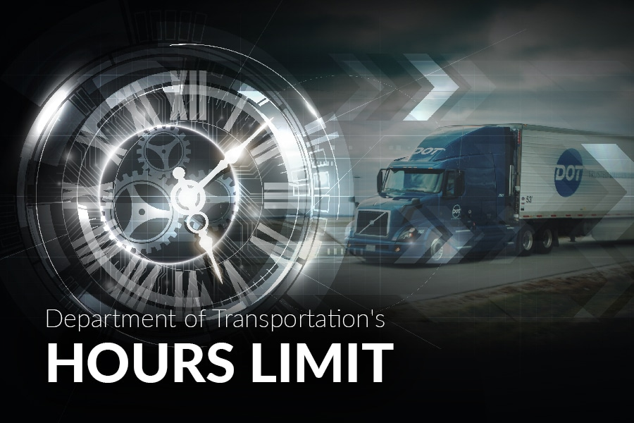 What the Department of Transportation's Hours Limit Means for Truck Drivers