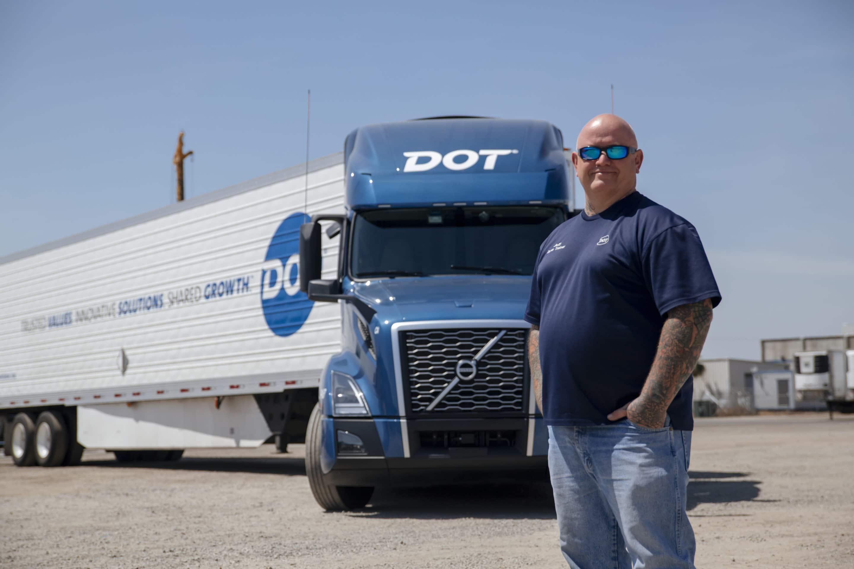 Driver Compensation & Benefits | Drive For Dot | Dot