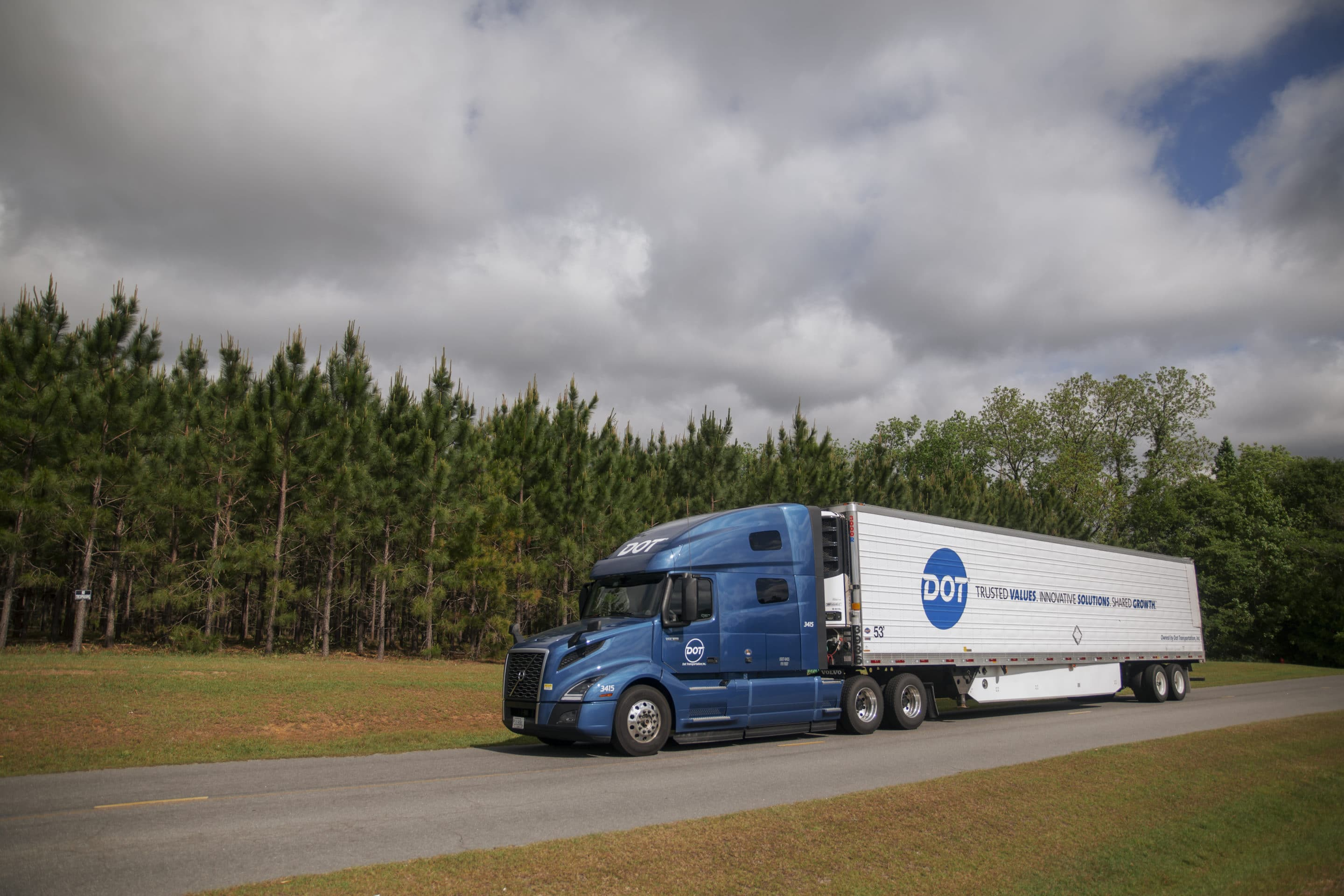 Trucking Company Locations | Drive For Dot | Dot Transportation, Inc