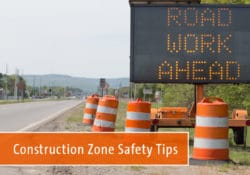 Work & Construction Zone Driving Tips Image