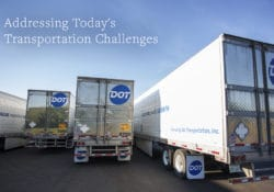 Addressing Today's Transportation Challenges Image