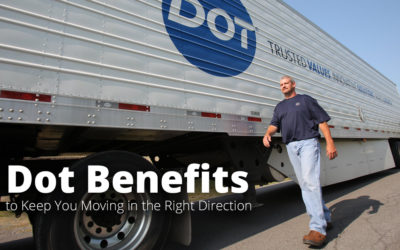 Dot Health Benefits to Keep You Moving
