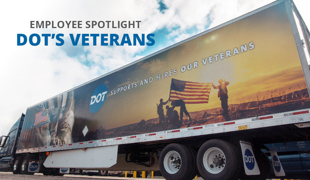 Employee Spotlight: Dot's Veterans