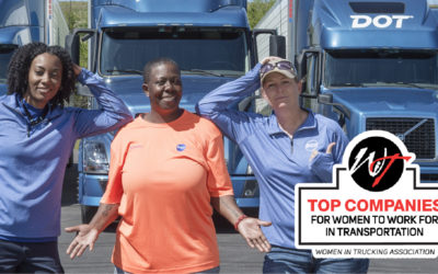 Dot Transportation's Award-winning Environment for Women in Transportation