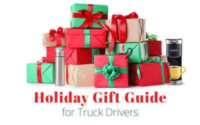 Holiday Gift Guide for Truck Drivers