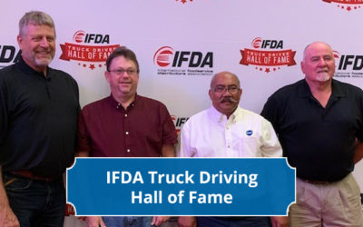 Celebrating Dot Transportation IFDA Hall of Fame Inductees