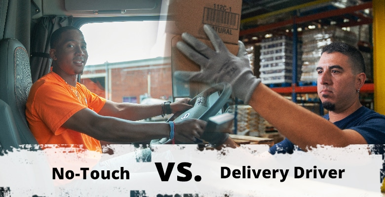 No-Touch or Delivery Driver? Discover the Right Position for You
