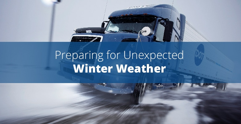 Prepare for the Unexpected: 4 Tips for Adverse Weather Preparedness