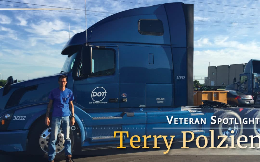 Dot Veteran Spotlight: Terry Polzien