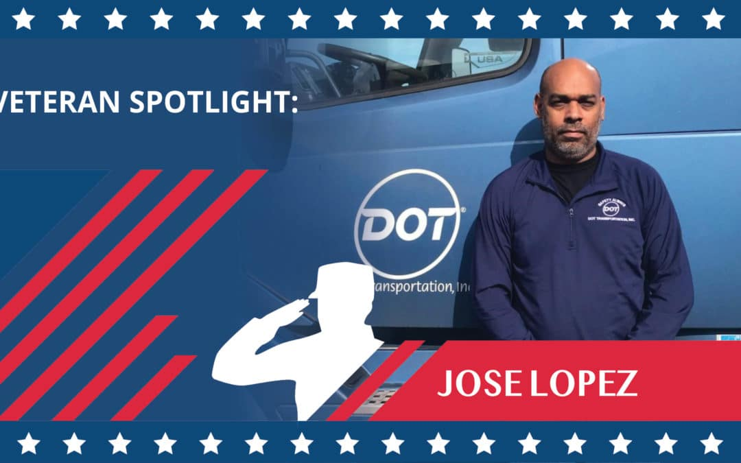 Veteran Spotlight: MA2 Jose Lopez