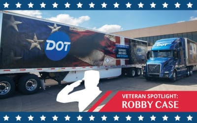 Veteran Spotlight: Robby Case