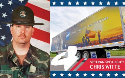 Veteran Spotlight: Chris Witte