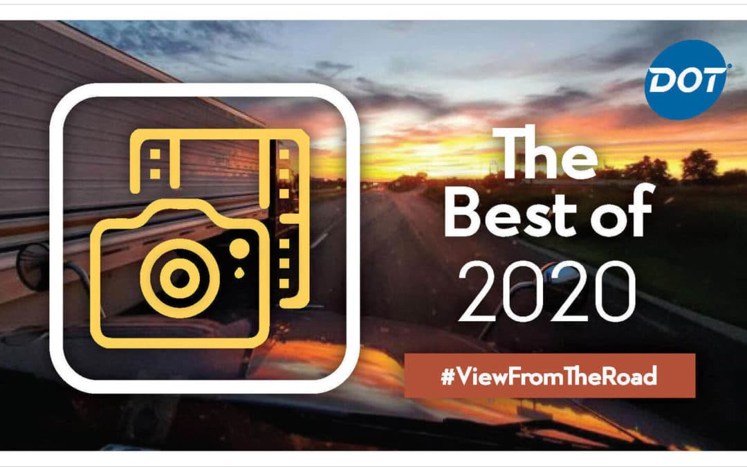#ViewFromTheRoad: The Best of 2020