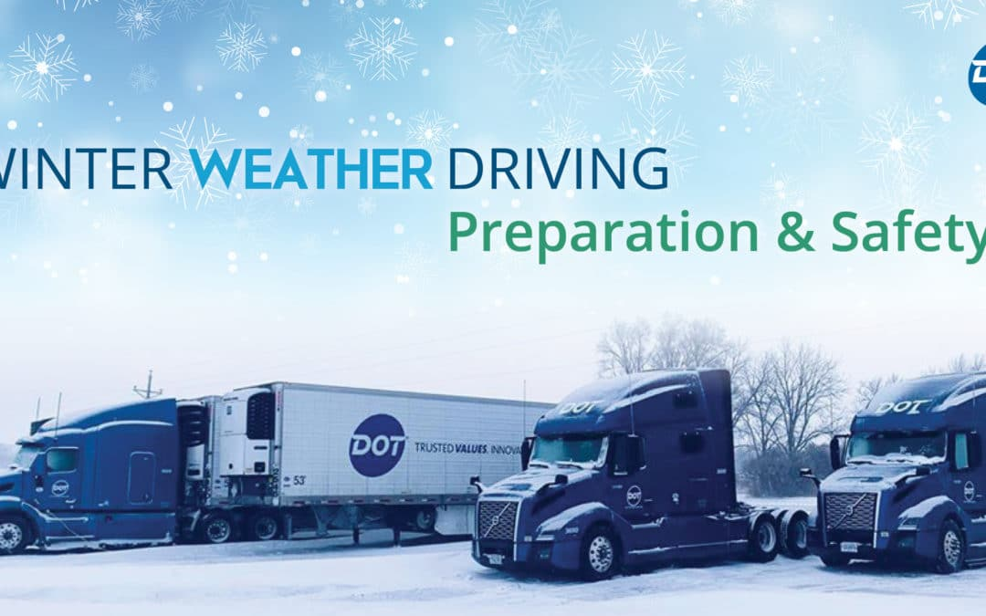 Winter Weather Driving Preparation & Safety