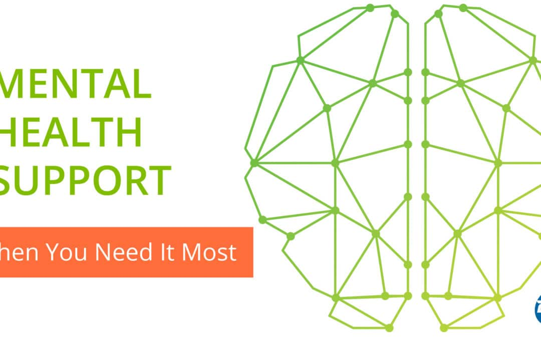 Mental Health Support Through Dot
