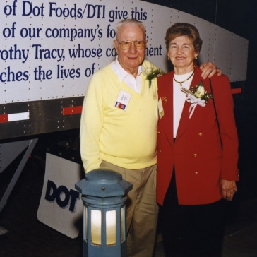 Robert and Dorothy Tracy