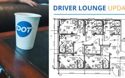 Driver Lounge Update
