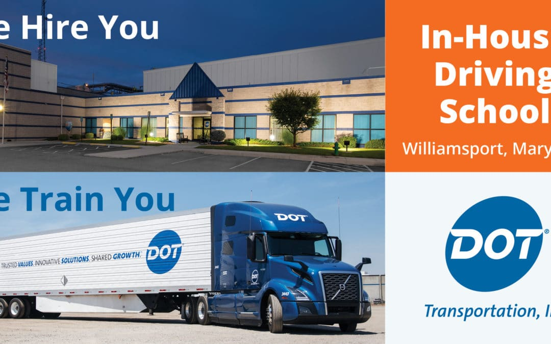 Dot Transportation Launches In-House Driver Training School