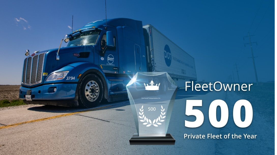 Fleet Owner 500 Private Fleet of the Year