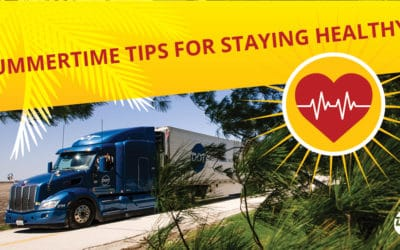 Summertime Tips for Staying Healthy